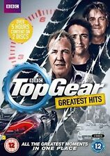 Top Gear Greatest Hits BBC 2015 DVD UK PAL R2