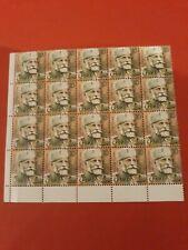 Radomir Putnik, Serbia, 1919, 20 Poststamps
