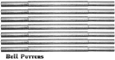 Seven (7) Steel Shaft Extender/Extension Iron-Wood-Putter for 14 .58 Golf Shafts