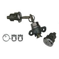 Chevy Camaro 82-85 Trunk Boot Key Lock Cylinder Tumbler Barrel 2 Keys