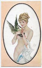 JOLIE FEMME NU. NAKED. PRETTY WOMAN.  COLIFICHET GALANTS. SéRIE N°24. PAR NEY