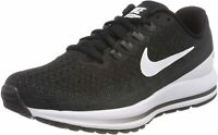 Nike Air Zoom Vomero 13 Womens Running Shoe Black White Size US 6, 8,9