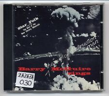 Barry McGuire CD The Eve of Destruction Man-spalaxcd 14528