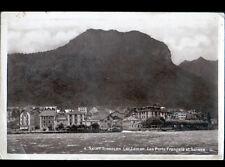 SAINT-GINGOLPH (74) VILLAS & HOTELS aux PORTS FRANCAIS & SUISSE vers 1930