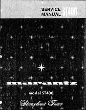 Service Manual-Anleitung für Marantz ST-400