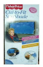 Fisher price Cut to fit Car Window Sun Shade for Baby