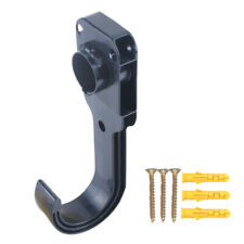 Cord Holder EV Charger Nozzle Holster Dock and J Hook Combination for D5Y2