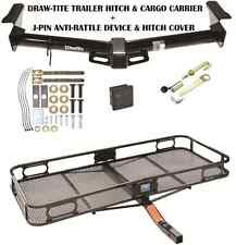69577C Husky Towing 2 Trailer Hitch Receiver 4Runner//GX470 2003-2009
