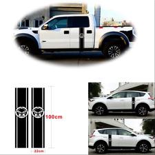 2 XTruck Body Skull Truck Vinyl Stickers Decals Trim Stripe Auto Car Accessories