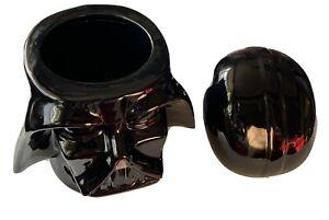 Star Wars Ceramic Dark Vader Cookie Jar