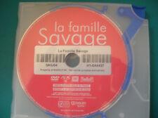 DVD  boitier slim LA FAMILLE SAVAGE (b5)