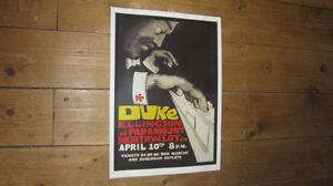 Duke Ellington Paramount Northwest Repro POSTER
