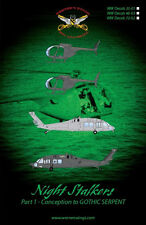 WW Decals 48-05 Night Stalkers-Part 1-Conception to GOTHIC SERPENT