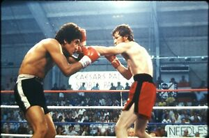 Pick 3 Salvador sanchez boxing action photos