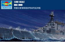 HMS HOOD 1/350 ship Trumpeter model kit 05302