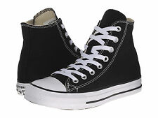 f4b6df8fe13c Converse All Star Chuck Taylor Black Mens Hi Top M9160 SNEAKERS 4.5
