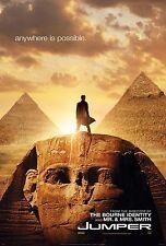 JUMPER - Movie Poster - Flyer - 13.5x20 - HAYDEN CHRISTIANSEN