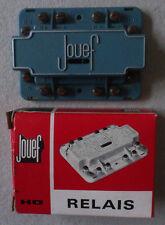 JOUEF HO 9863   ** RELAIS ELECTROMECANIQUE  **