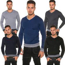 Feine Herren-Pullover & -Strickware aus Wolle mit regular Länge