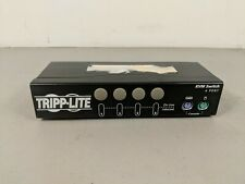 TRIP-LITE 4-PORT KVM CS-84 SWITCH