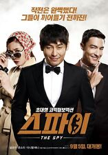"KOREAN MOVIE ""The Spy: Undercover Operation"" DVD/ENG SUB/REGION 3/ KOREAN FILM"