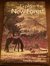 Explore the New Forest - Great Britain: Forestry Commission - Acceptable - Pa...
