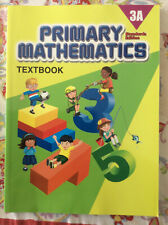 Singapore Primary Mathematics 3A Textbook