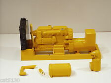 Caterpillar 6 Cylinder Engine Generator - R. Frederickson - Cast Aluminum
