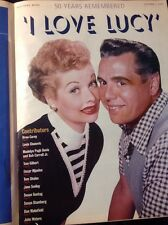 I Love Lucy LUCILLE BALL Desi Arnaz Electronic Media Trade Magazine