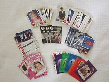Assortmed Lot of Panini 1D One 1 Direction Trading Cards and Stickers
