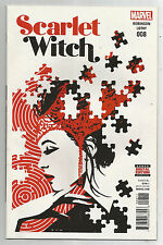 SCARLET WITCH # 8 * NEAR MINT