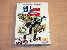 Sinclair zx spectrum - 19 première partie: boot camp en cascade