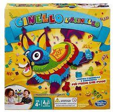 GINELLO L'ASINELLO gioco di societa' ITALIANO B4983103 Hasbro -nuovo- Italia