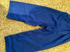 Karate Pants Taekwondo Martial Arts Gi Pants 140/0 Students Uniform-BLUE ((siz