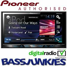 "Pioneer AVH-X5800DAB 7"" DAB+ Double Din DVD Bluetooth MIXTRAX Car Stereo Player"