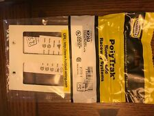 NEW HUBBELL POLYTRAK KP262 STYLELINE SERIES 21 TWO GANG FACE PLATE NOS 2-PACK