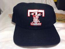 Vintage 80s MiLB Toledo Mudhens New Era Pro Model Hat Made in USA
