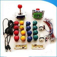 Kit Joystick Arcade 2 Joueurs Zero Delay PROMO FLASH