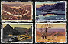 Swa 1981 Fish River Canyon Mint Complete Set Of Four Stamps!