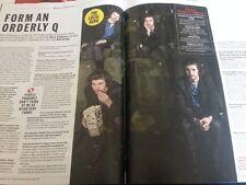 James Bond ben whishaw FOTO COVER intervista Time Out MAGAZINE OTTOBRE 2015