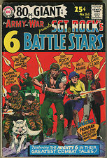 Our Army At War #164 - Sgt Rock 80 pg Giant 6 Stories - 1966 (Graded 5.0) WH