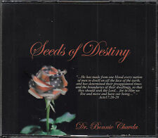 Dr Bonnie Chavda Seeds Of Destiny 4CD Audio Book All Nations Church NEW