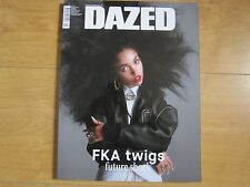 Dazed & Confused Magazines Summer 2014 F.K.A Twigs New