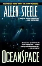 Oceanspace by Allen Steele (2001, Paperback) ~VERY GOOD CONDITION~