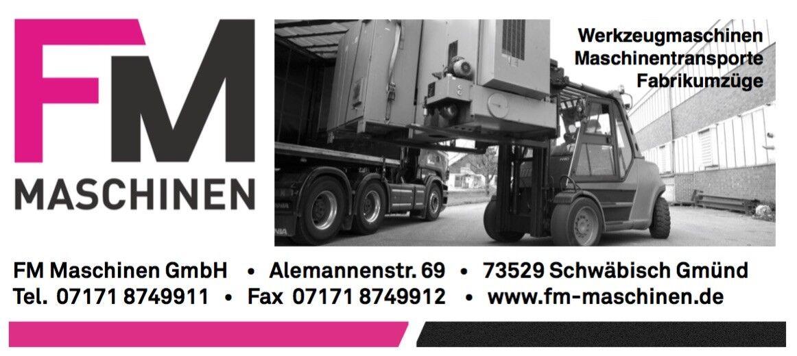 FM Maschinen GmbH