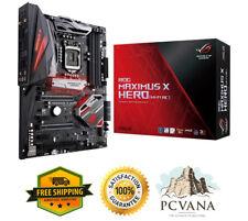 ASUS ROG Maximus X Hero (Wi-Fi AC) LGA 1151 (300 Series) Intel Z370 HDMI SATA