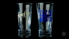 firefly Malcolm river Set of 2 - Serenity Firefly Pint Glasses
