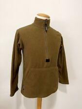 Us Marine Corps Issue Polartec Fleece Pullover Shirt Jacket Usmc Coyote Brown