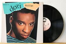 "12"" LP - DEZI PHILLIPS - Kickin´ It - US Tabu Records 1989"