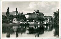 uralte AK, Leitmeritz an der Elbe, Sudetengau (Litoměřice)